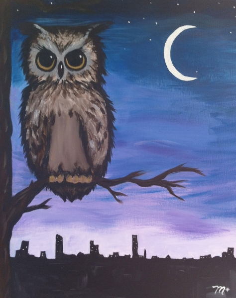 Night Owl - NO LONGER AVAILABLE