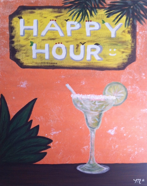 Happy Hour - NO LONGER AVAILABLE