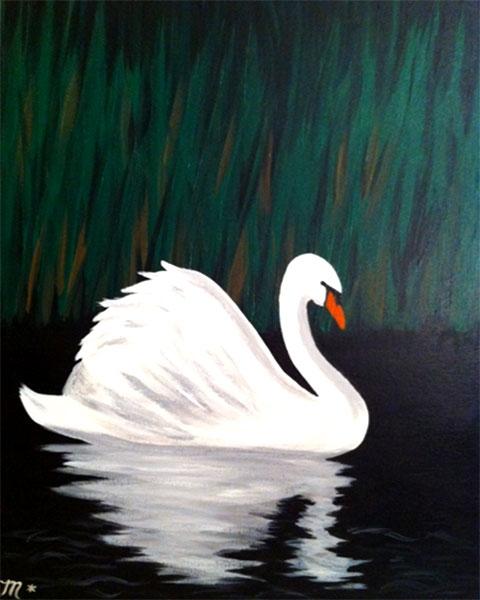 Night Swan