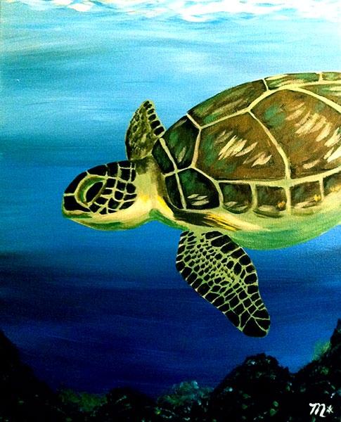 Sea Turtle - NO LONGER AVAILABLE