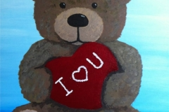 Lover Bear - NO LONGER AVAILABLE