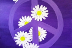 Peace Daisies - NO LONGER AVAILABLE