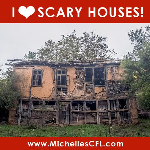 I Love Scary Houses