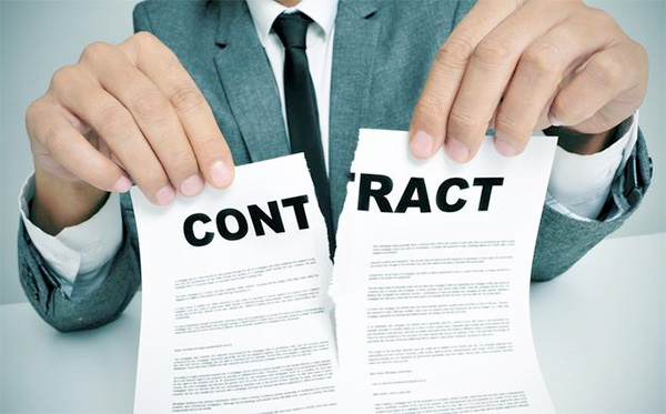 Contract Rescinded